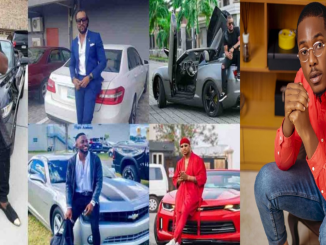 Top 10 most handsome guys in Nigeria and their cars