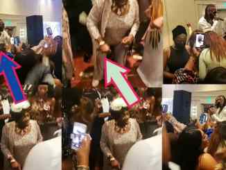 Flavour Made This Grandma Dance So Lovely On her Birthday In U. S. A