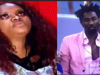 Tega Regrets Giving Boma Her 'ToT0' to Knack – (VIDEO) – the housemate burst into Tears During Diary Session