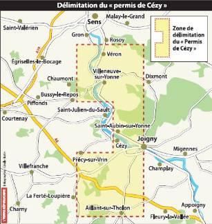 Les habitants consultés sur une demande de recherche d'hydrocarbures en Centre Yonne.