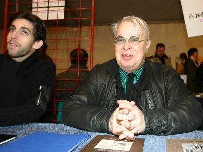 Le salon du livre de Lyon 2005 sur Lyon people