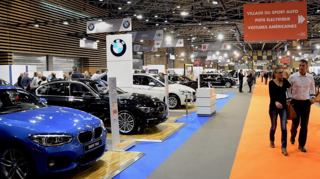 Le Salon de lAutomobile de Lyon revient en 2017