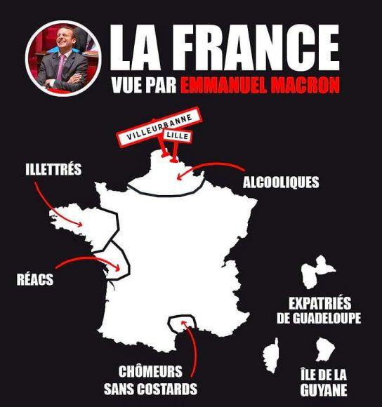 Prsidentielle 2017 Pourquoi Emmanuel Macron est la rise