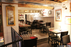 Bistro Pizay Restaurant Lyon Menu Vido Photo Avis