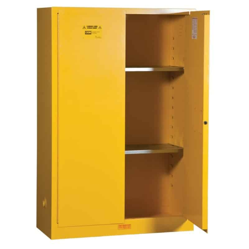 74R5444N Flammable Liquids Safety Storage Cabinet from Lyon