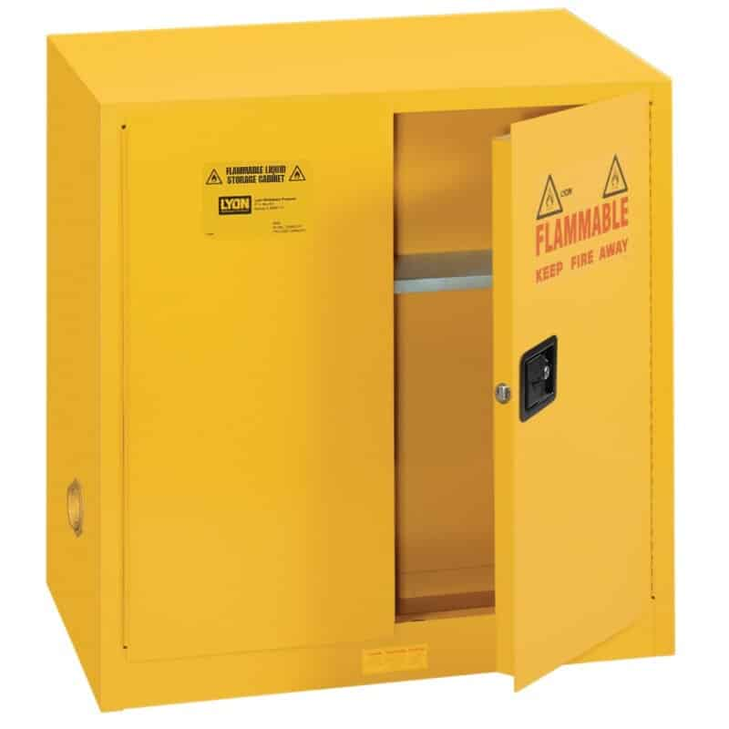 Flammable Liquid Storage Cabinet Venting  Cabinets Matttroy