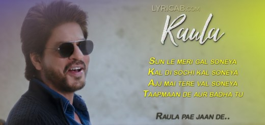 Raula lyrics