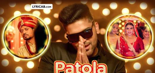 Patola song lyrics