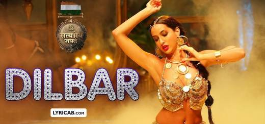 Dilbar song lyrics
