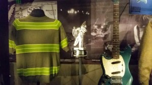 Nirvana artifacts from MTV Unplugged