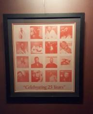 Item from Teddy Pendergrass traveling exhibit