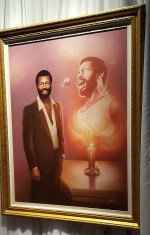 Item from Teddy Pendergrass traveling exhibit