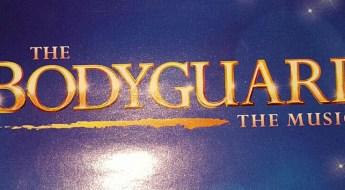 bodyguard playbill
