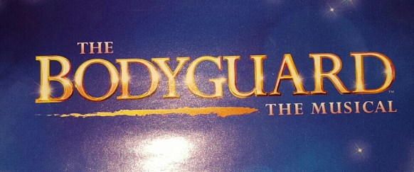 bodyguard playbill