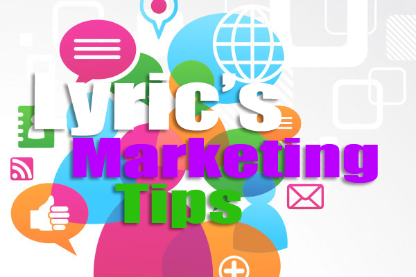 Lyrics Marketing Tips for 2013 at lyricmarketing.com