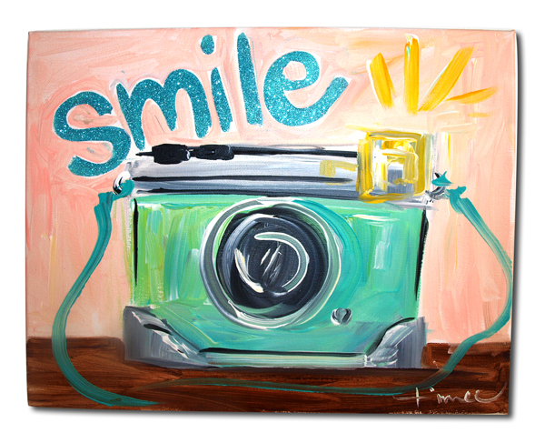 Smile for the camera then post away! Lyric's Marketing Tips 2013