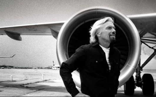 Richard Branson's Top 3 Social Media Tips at www.lyricmarketing.com