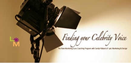 Finding Your Celebrity Voice – Coaching with Sandy Hibbard