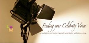 coaching with sandy hibbard of lyric marketing.com