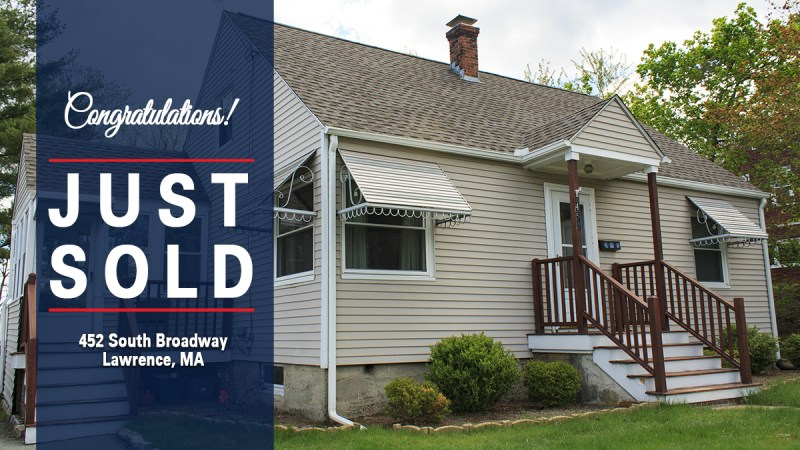 452 South Broadway - SOLD!
