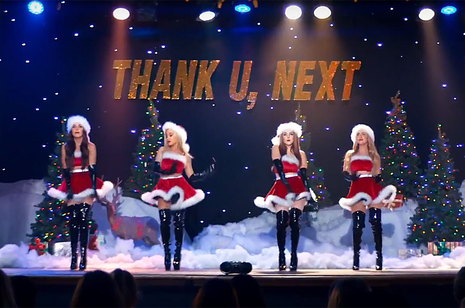 You are currently viewing THANK U NEXT LYRICS – Ariana Grande