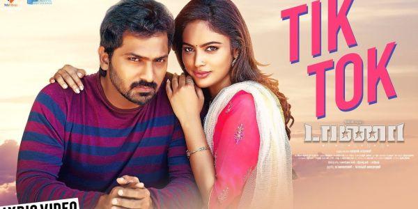 Tik Tok Song Lyrics in English - Taana Tamil