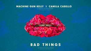 Read more about the article Bad Things Lyrics in English – Camila Cabello Lyrics