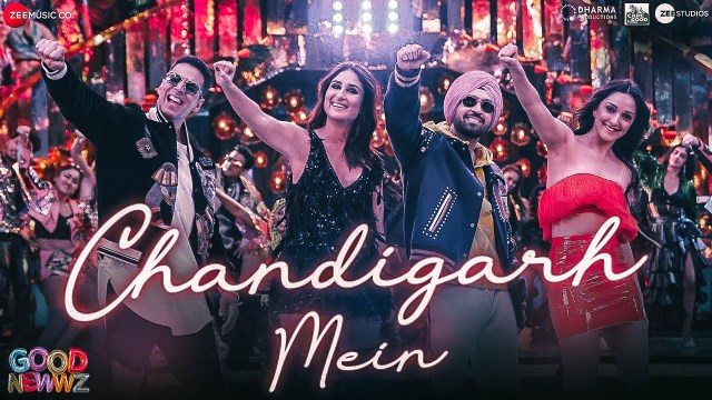 Chandigarh Mein Lyrics - Good Newwz