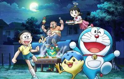 Doraemon Nobita And The Steel Troops Title Song - Aata Nahi jinhe Udna