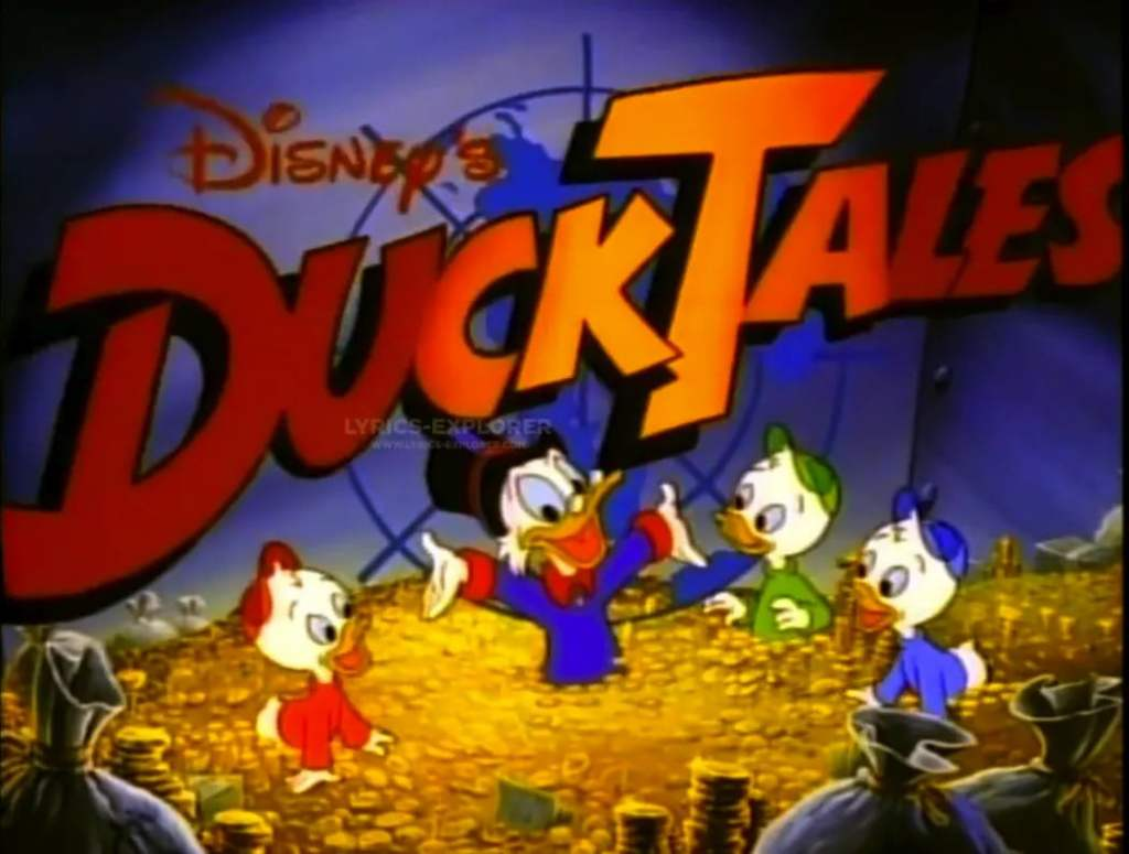 Duck Tales Hindi Theme Song Lyrics