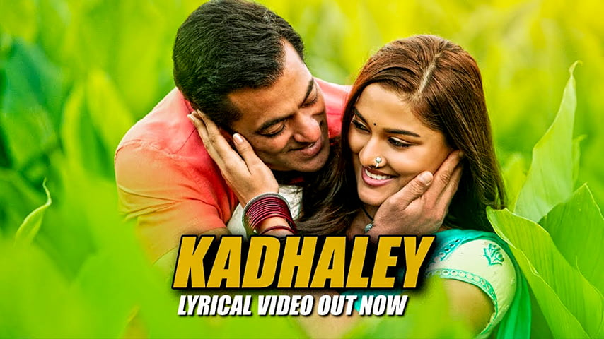 Kadhaley Song Lyrics – Dabangg 3