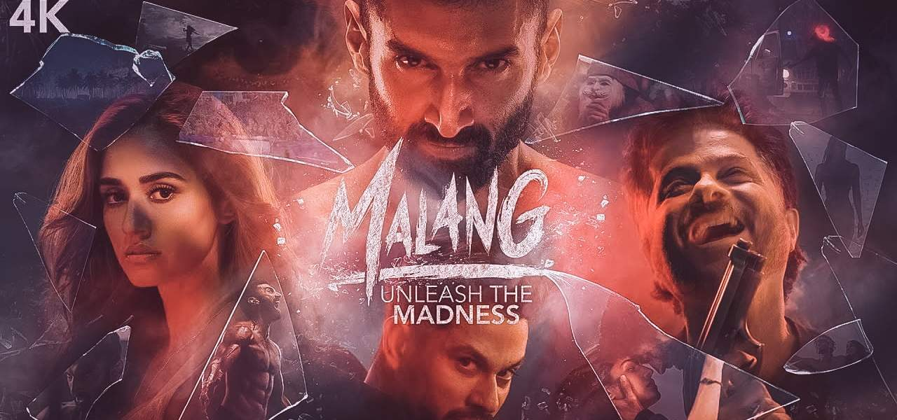 Malang ( 2020 ) Movie Song Lyrics In English - Malang Hindi