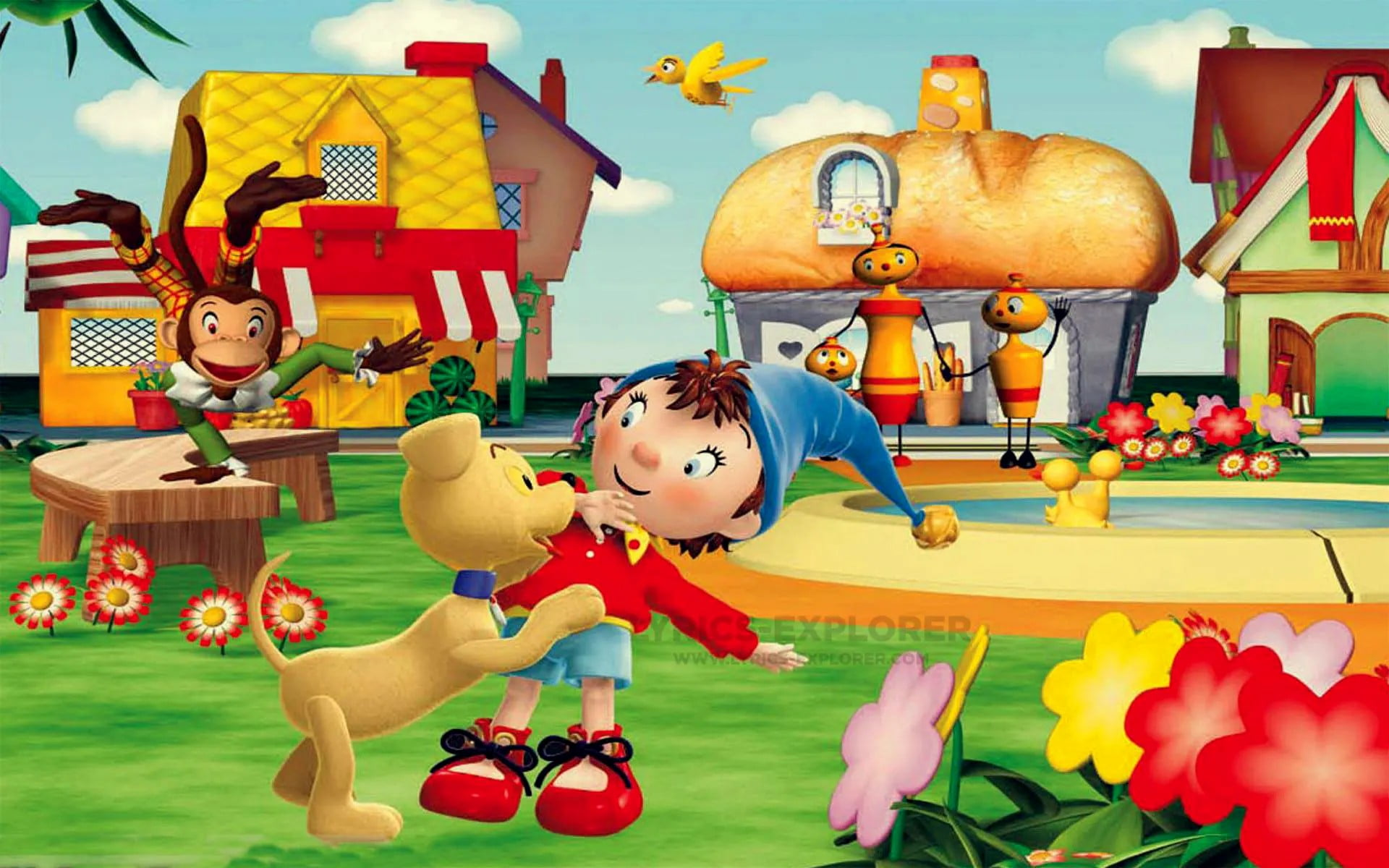 You are currently viewing Noddy Hindi theme song lyrics in English free