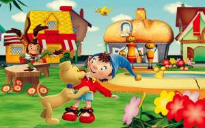 Read more about the article Noddy Hindi theme song lyrics in English free
