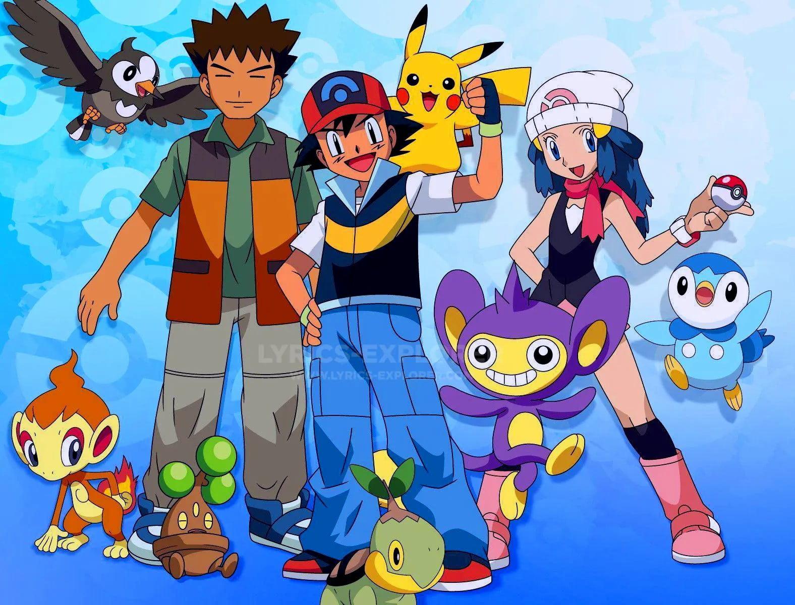 You are currently viewing Pokemon Black & White Theme Song Lyrics Hindi & English
