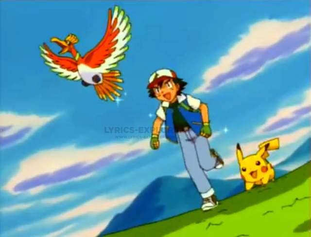Pokemon Master Quest Hindi Theme Song Lyrics - Apne Pe Vishwas Lyrics