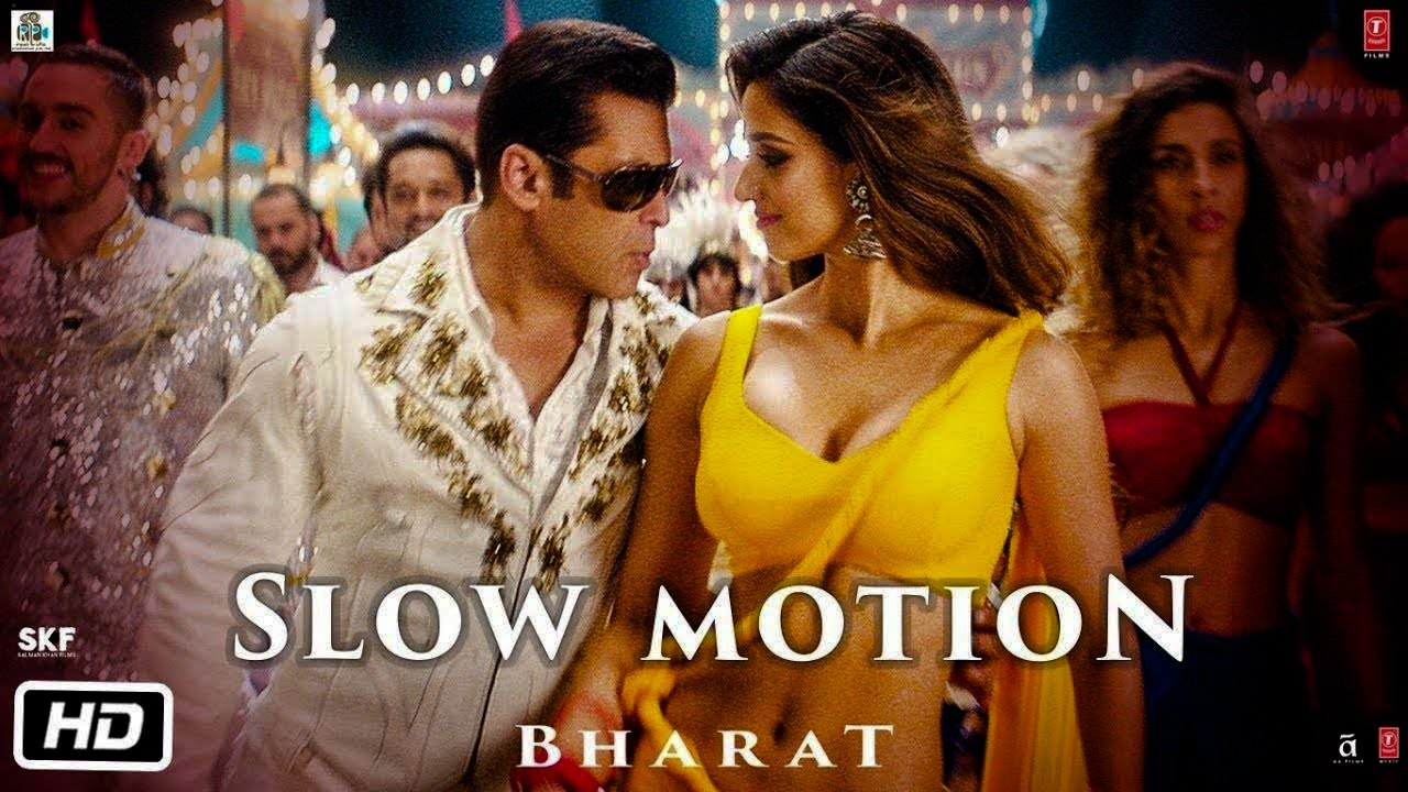 You are currently viewing Slow Motion Lyrics – BHARAT
