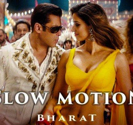 Slow Motion Lyrics - BHARAT