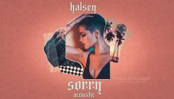 Sorry-halsey-Lyrics-In-English---Halsey