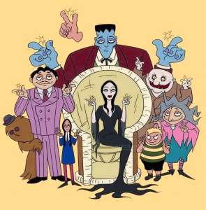 Read more about the article The Addams family title song lyrics in English