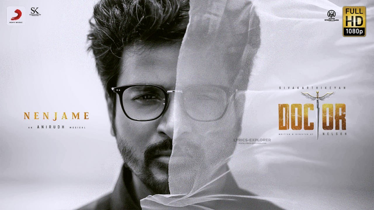 You are currently viewing Nenjame song Lyrics in English free – Doctor Tamil
