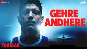 Read more about the article Gehre Andhere Lyrics in English – Toofaan songs lyrics free download