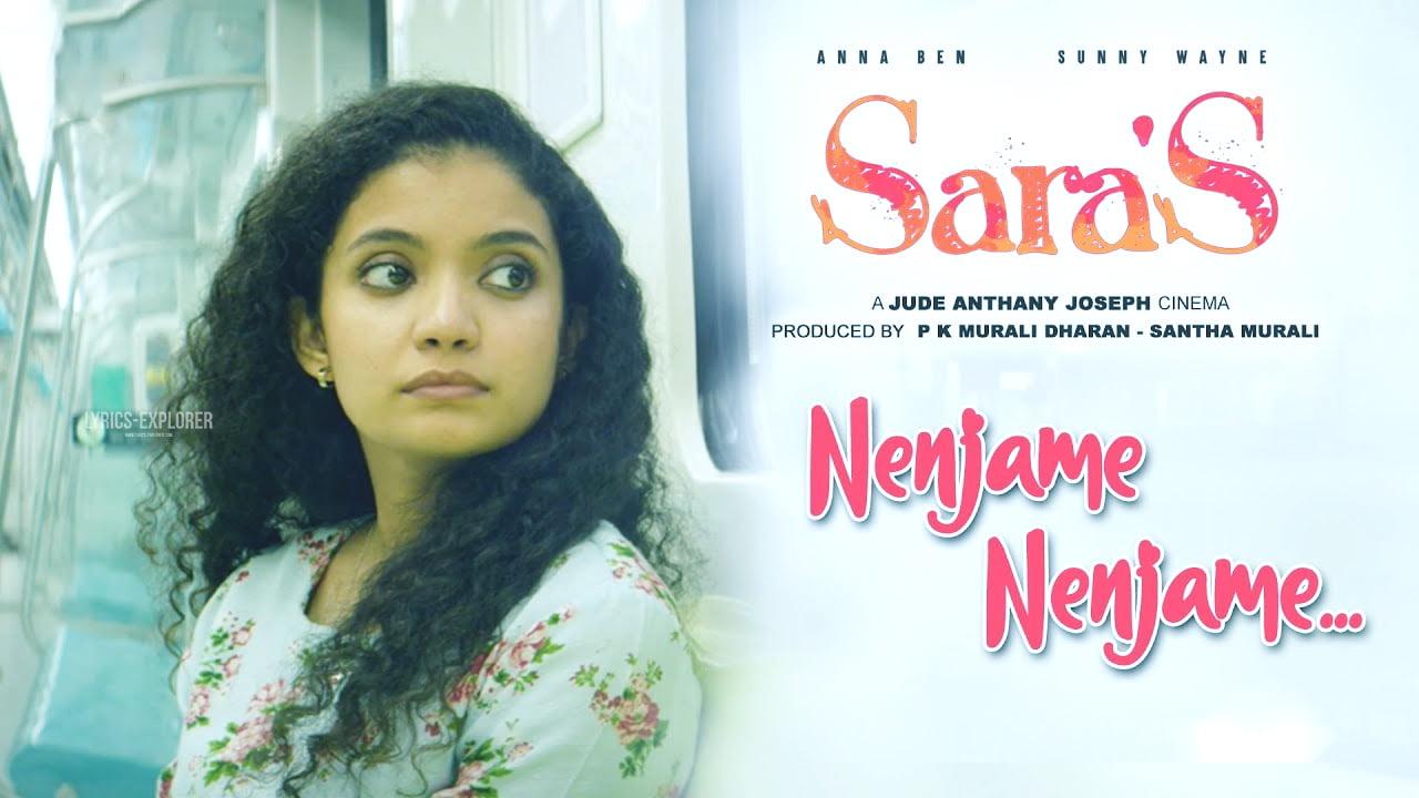 You are currently viewing Nenjame Nenjame Lyrics in English – Sara's lyrics Free download