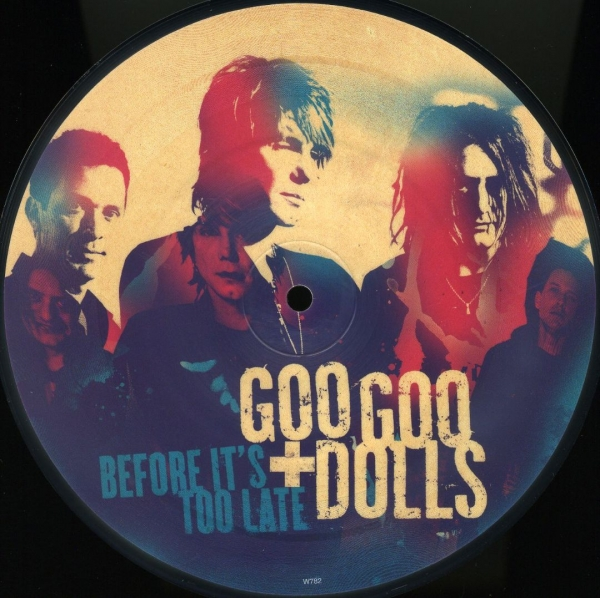 """Johnny guitar watson also appears in this compilation. Who Sang """"Before It's Too Late""""? Goo Goo Dolls"""