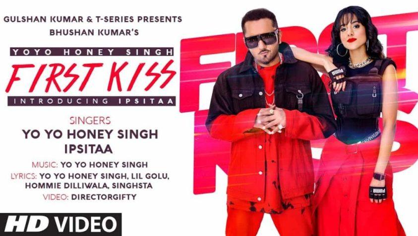 First Kiss Lyrics in Hindi – Yo Yo Honey Singh
