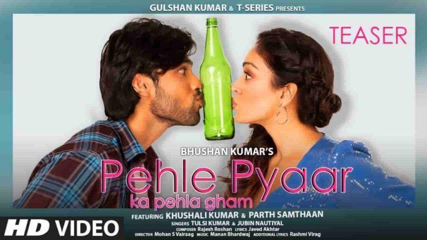 Pehle Pyar Ka Pehla Gum Lyrics