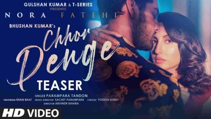 Chhor Denge lyrics in hindi