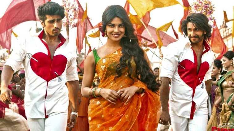 Tune Maari Entriyaan Lyrics Gunday 2014 Bappi Lahiri Krishnakumar Kunnath K K Neeti Mohan Vishal Dadlani Lyricsbogie