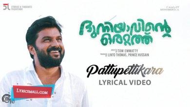 Photo of Pattupettikara Lyrics | Duniyavinte Orattath Movie Songs Lyrics
