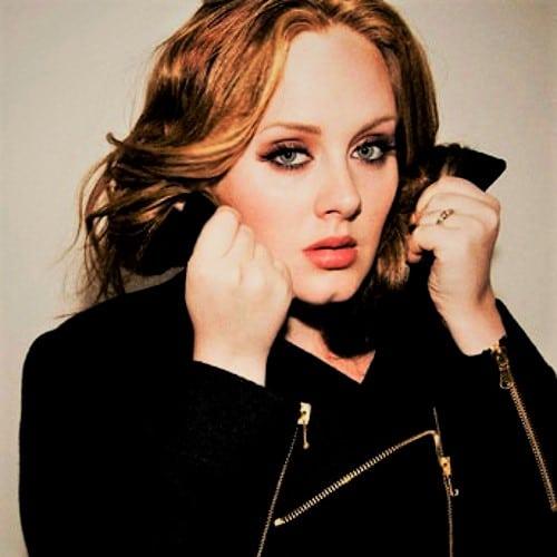 Adele – Black & Gold Lyrics